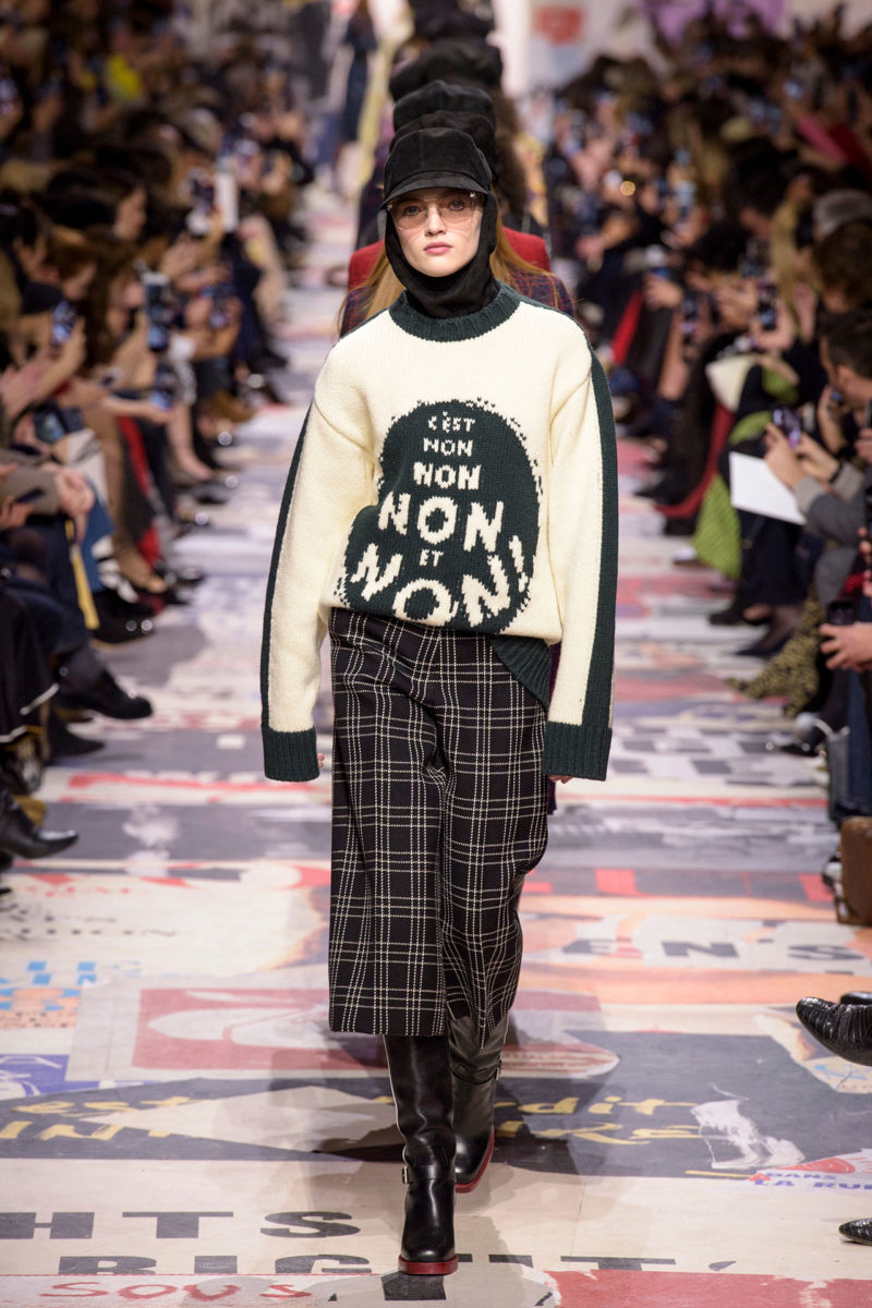 Christian Dior fall/winter 2018