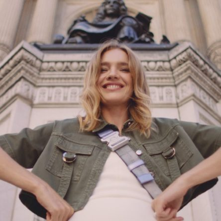 My City: Supermodel Natalia Vodianova Gives Vogue A Tour Of Paris