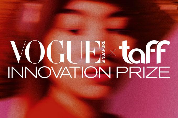 Vogue x TaFF Innovation Prize