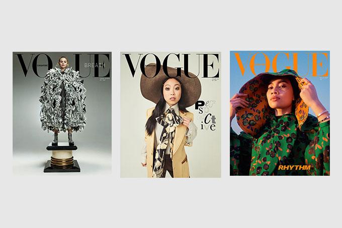 Club Vogue magazine subscription