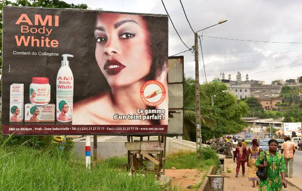 Lightening, whitening skincare industry beauty Vogue Singapore 2020