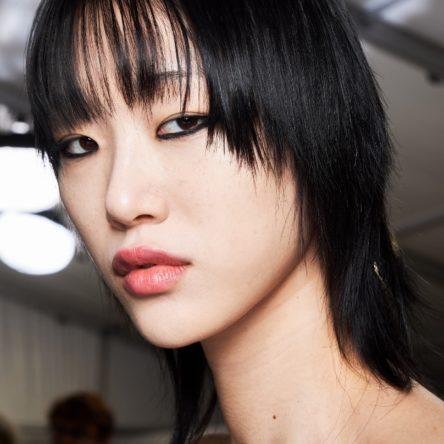 Dior Beauty Fall Winter 2020 Hair Makeup Model Backstage