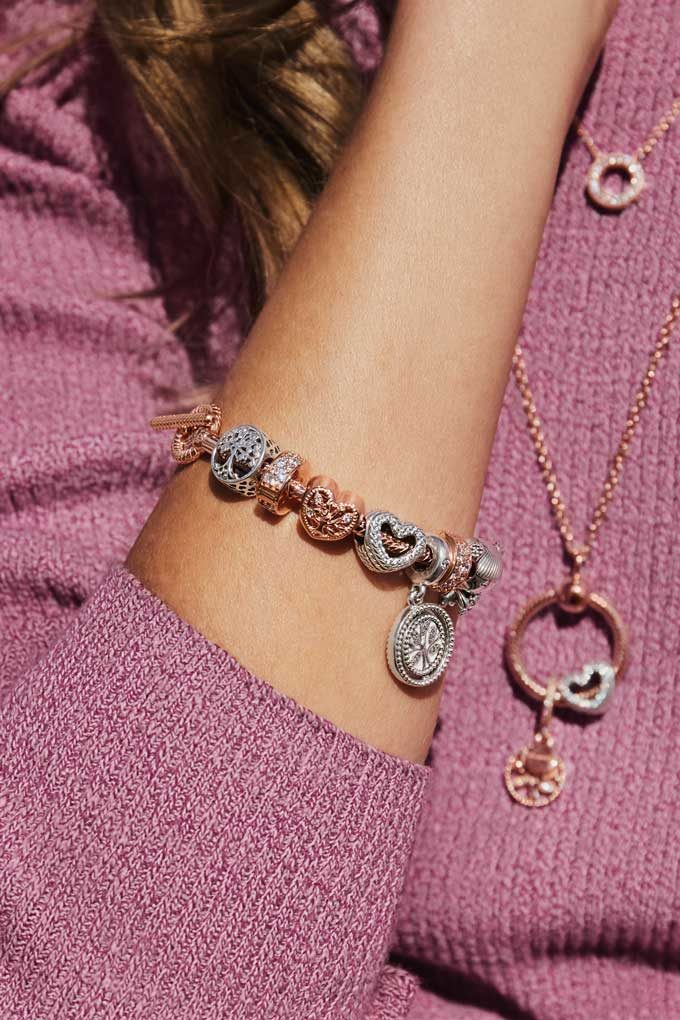 How the Pandora Moments charms and snake bracelet revolutionised ...