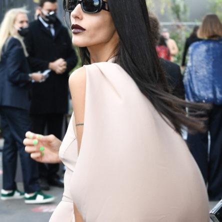 Milan Fashion Week MFW Spring Summer 2021 Beauty Street Style Hair