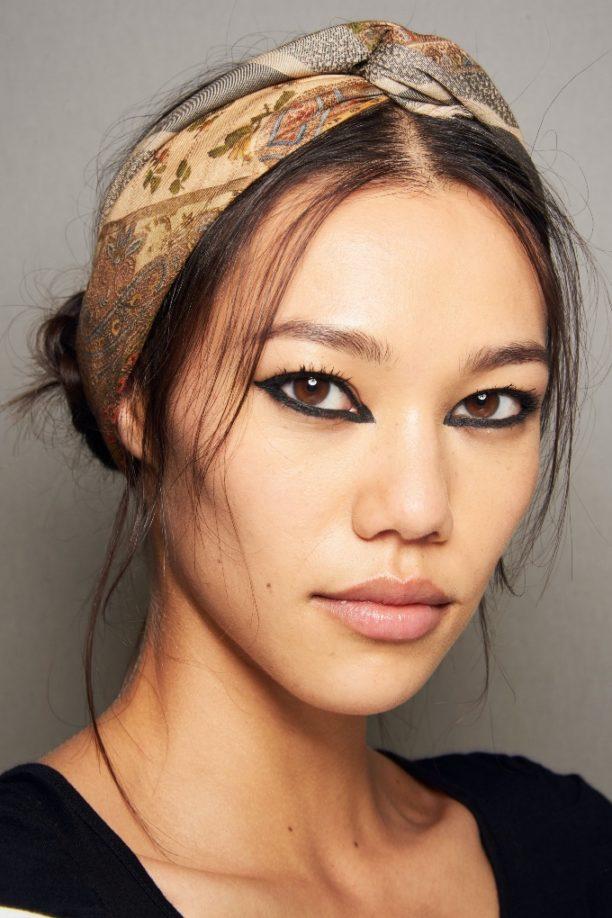 Dior spring_summer 2021 Vogue Singapore 2020 beauty makeup skincare hair Peter Philips Guido Palau Paris Fashion Week
