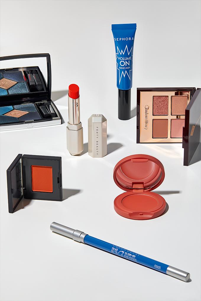 Vogue Singapore 2020 Beauty Makeup Ultra Vibrant