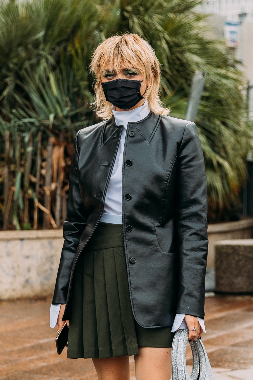 Vogue Singapore Paris Fashion Week Beauty Street Style Spring Summer 2021