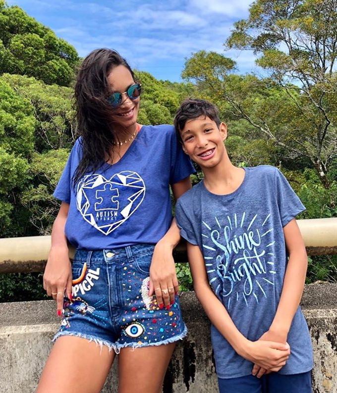 Vogue Singapore Motherhood Celebrities Selfcare Childcare Mental Health