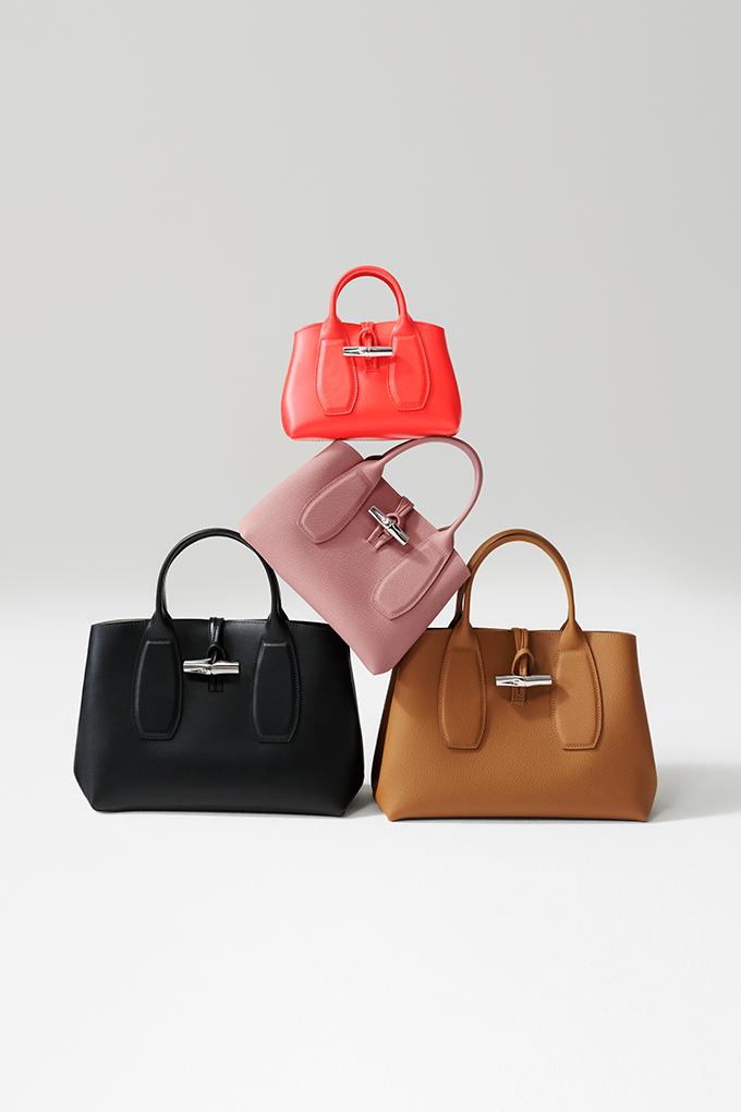 Longchamp's mini Roseau bags prove that the micro bag trend is ...