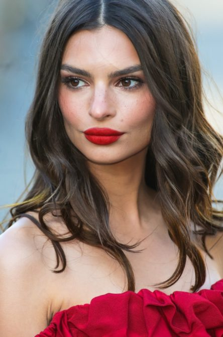 Vogue Singapore - Emily Ratajkowski - Skincare Beauty Face Mask Looks
