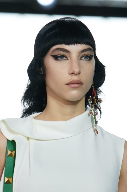 Vogue Singapore eyeliner cat eye history makeup beauty skincare