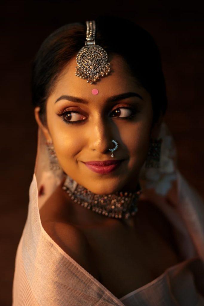 Deepavali Beauty look