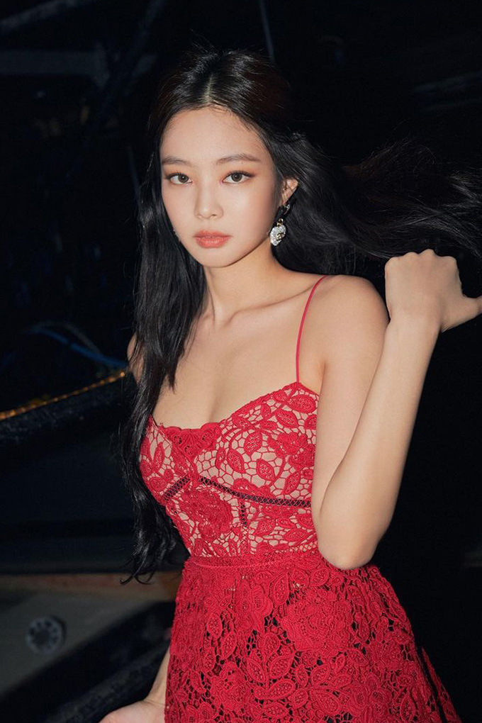 Vogue Singapore K beauty Blackpink Jennie