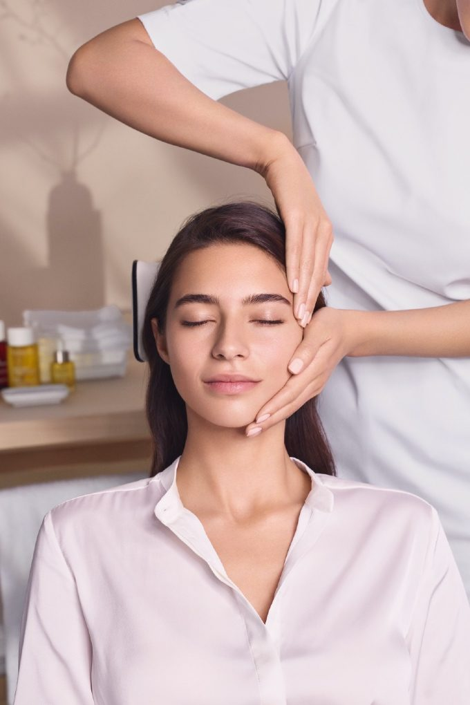 Vogue Singapore 2020 - Skinceuticals BHG Singapore Beauty Hall Bugis Junction Clarins Spa
