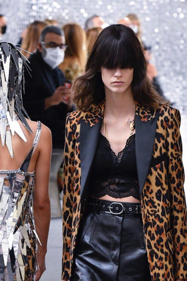 Vogue Singapore 2020 - hair haircut hairstyle beauty trends 2021 Paris fashion week runway