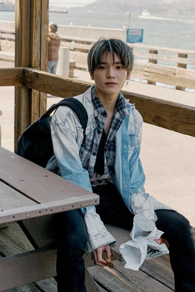 Vogue Singapore NCT Taeyong