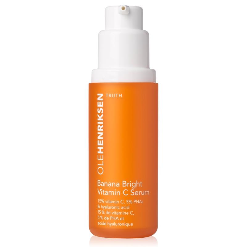 Vogue Singapore 2021 Vitamin C Antioxidant Serums Skincare Beauty Ole Henriksen Banana Bright Serum Sephora