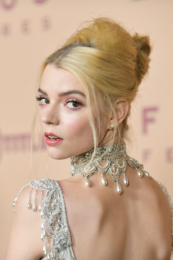 Vogue Singapore December 2020 - Anya Taylor Joy Beth Harmon The Queen's Gambit Netflix Chess - beauty skincare makeup selfcare lockdown
