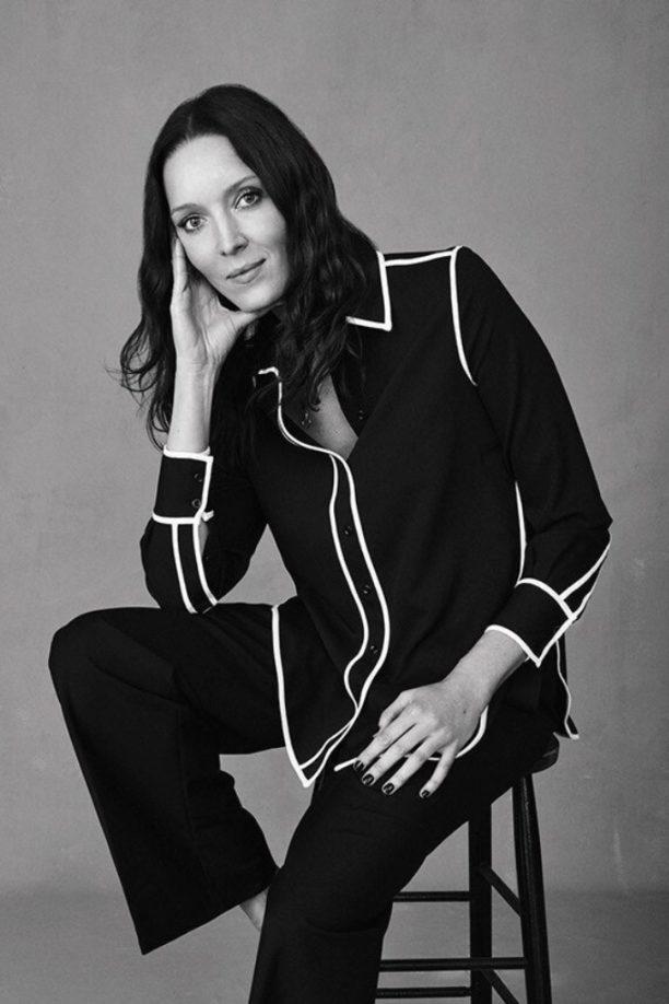 Vogue Singapore 2021 - beauty makeup bobbi brown - Makeup artist Hannah Murray Nadine Ljewere