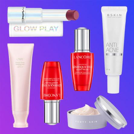 Vogue Singapore January 2021 - add to cart beauty shopping makeup skincare haircare scalp - Fenty Beauty Lancome Oribe BSkin MAC Cosmetics