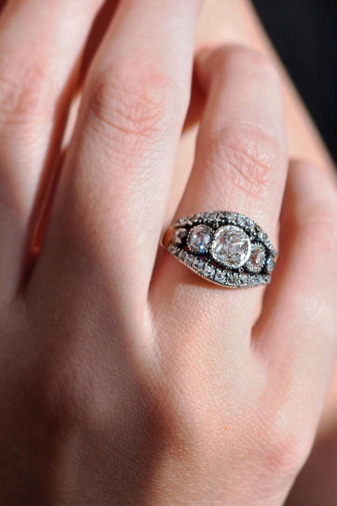 Where To Buy Vintage Engagement Rings And Antique Jewellery Vogue Singapore Jewellery Watches Jewellery