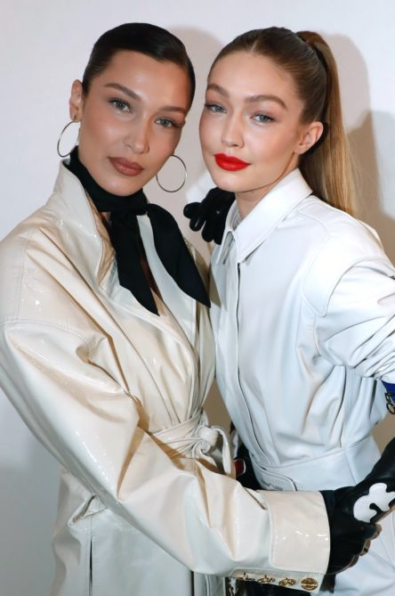 Vogue Singapore February 2021 - Gigi Hadid Bella Hadid Mimi Luzon Facial Skincare Lockdown