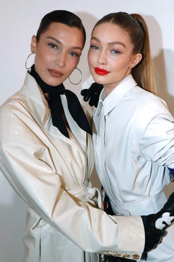 Vogue Singapore February 2021 - Gigi Hadid Bella Hadid Mimi Luzon Facial Skincare Lockdown