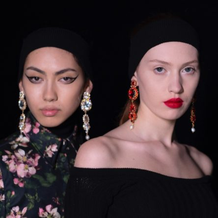 Vogue Singapore February 2021 - Milan fashion week London Paris Erdem beauty backstage runway NARS