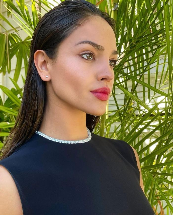 Vogue Singapore February 2021 - golden globes beauty makeup