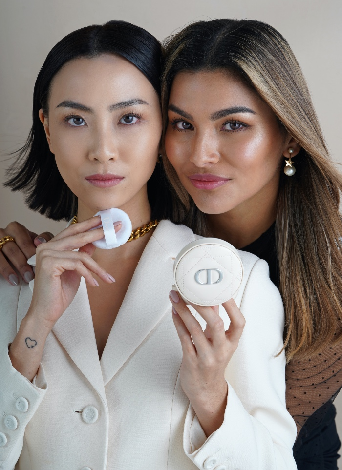 Vogue Singapore March 2021 - Dior Forever foundation collection makeup beauty skincare Willabelle ong jessicacindy Tabitha Nauser Sonia chew Iman Fandi Nurul Suhaila