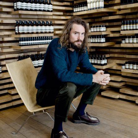 Vogue Singapore March 2021 - creators designers artists beauty fragrance perfume nose Aesop Hwyl Barnabe Fillion Portrait