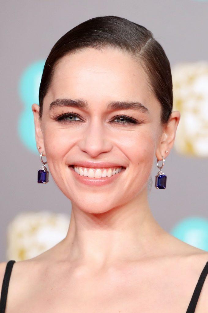 Vogue Singapore April 2021 - Emilia Clarke beauty wellness hair skin skincare make-up clinique