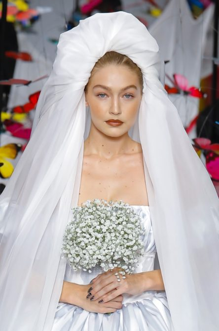 Vogue Singapore April 2021 - Wedding day bridal beauty skincare hair makeup waxing haircut pimple acne Gigi Hadid hacks tips