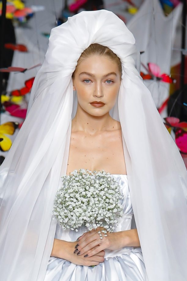 Vogue Singapore April 2021 - Wedding day bridal beauty skincare hair makeup waxing haircut pimple acne Gigi Hadid hacks tips