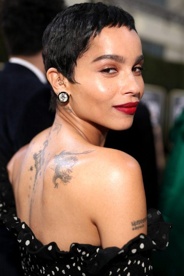 Vogue Singapore April May 2021 - beauty hair pixie cut evolution trend - Audrey Hepburn twiggy Cardi B Winona Halle Berry Zoe kravitz