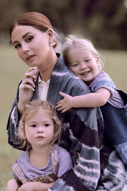 Vogue Singapore May 2021 - yvette king - mothers day motherhood pregnancy IVF endometriosis caesarean twins