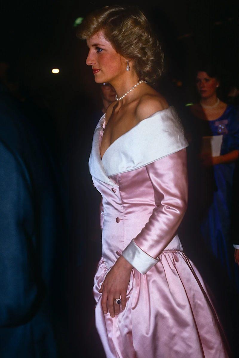 princess diana pink berlin