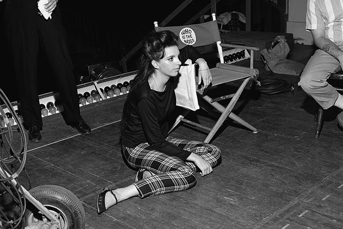 liza minnelli rehearsals
