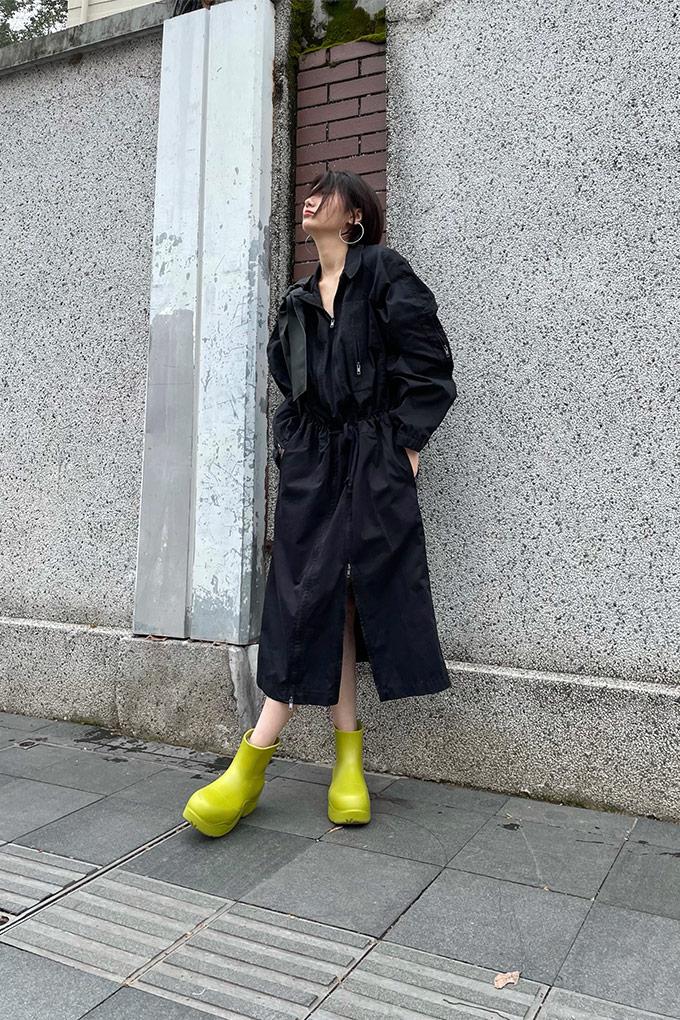 dressing through uncertain times xin yao dress