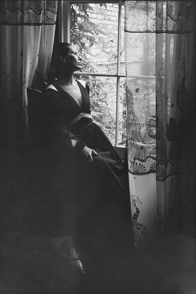 Elsa Peretti in Thea Porter