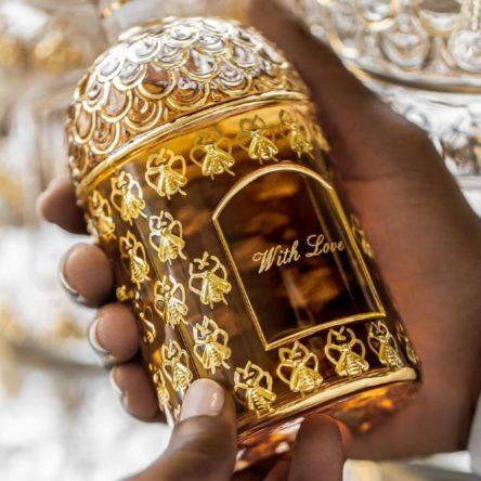 Vogue Singapore 2021 - world bee day guerlain beauty perfume skincare luxury unesco angelina jolie