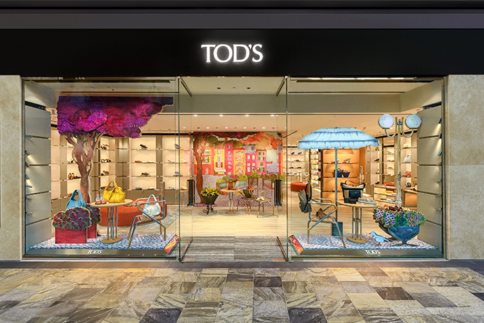 tod's mbs store