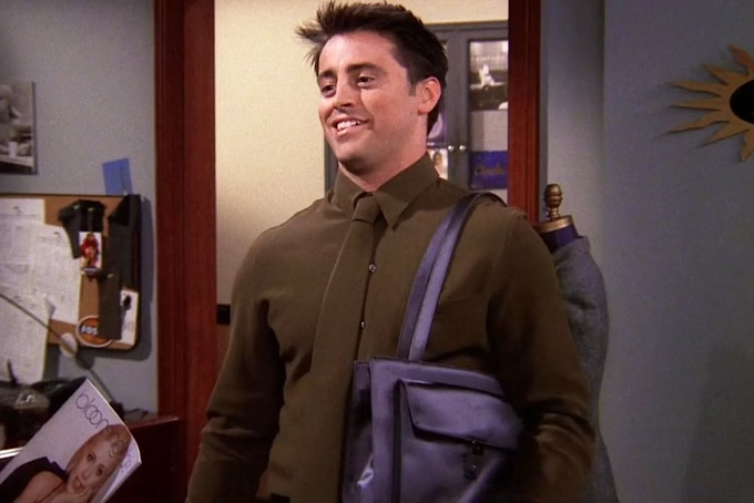 friends fashion joey man bag