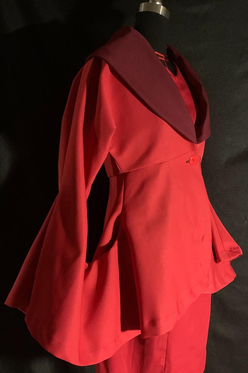 lasalle graduate fashion show 2021 yu lin chong