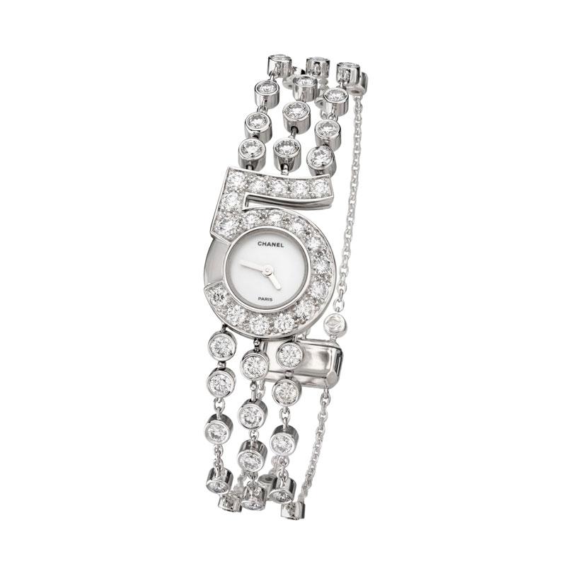 Bracelet-watch-jewellery-art-chanel