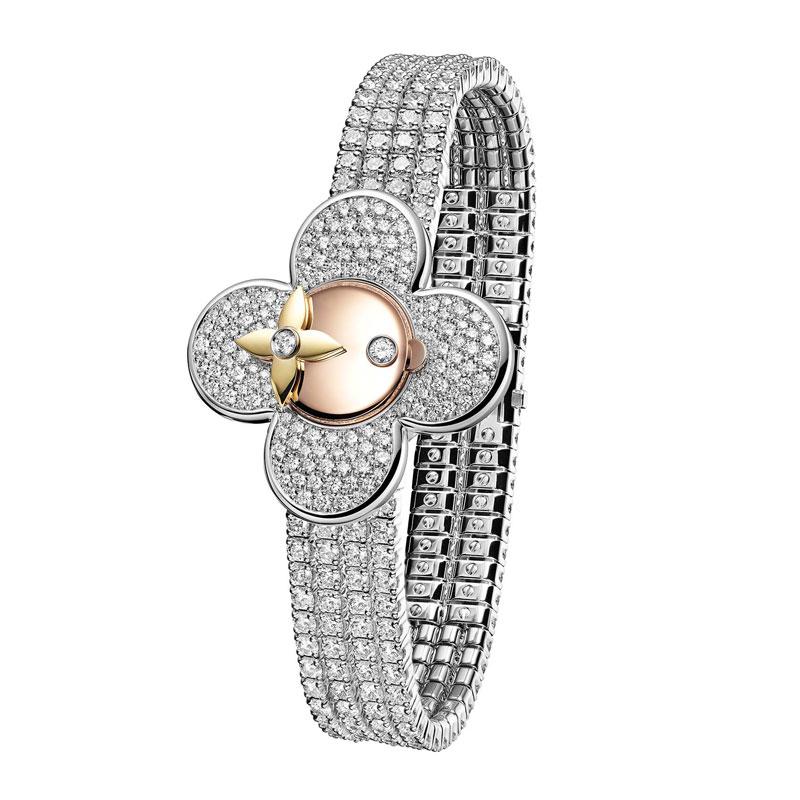 Bracelet-watch-jewellery-art-louis-vuitton