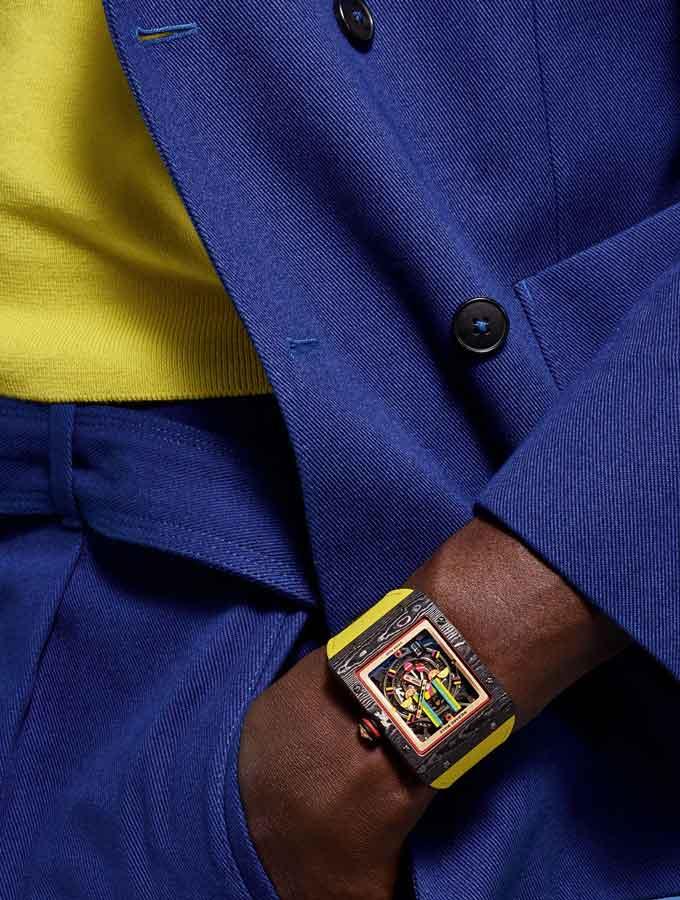 Gender-neutral-jewellery-watches-pride-month-richard-mille