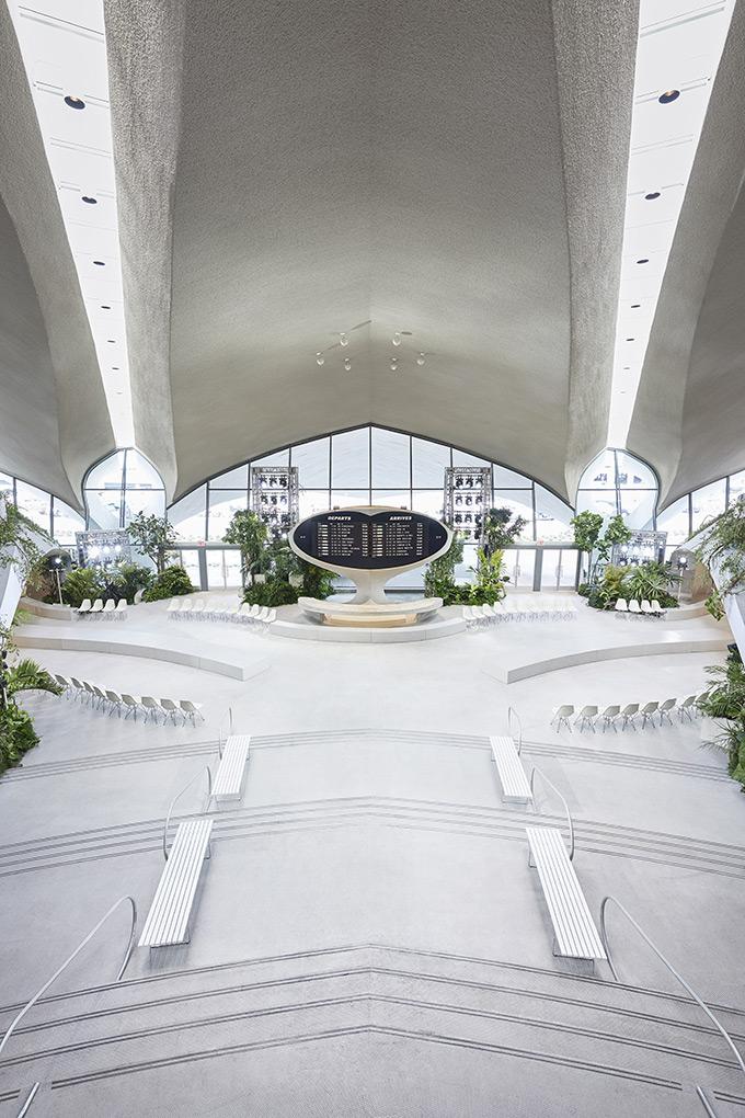 TWA Flight Center, John F Kennedy International Airport, New York, US