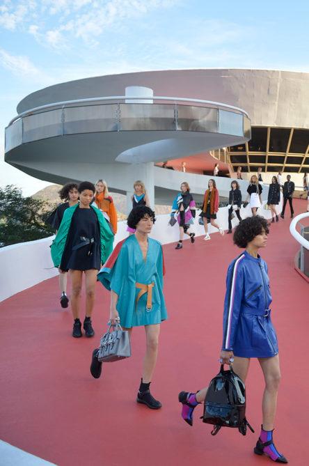 Louis Vuitton architectural wonders