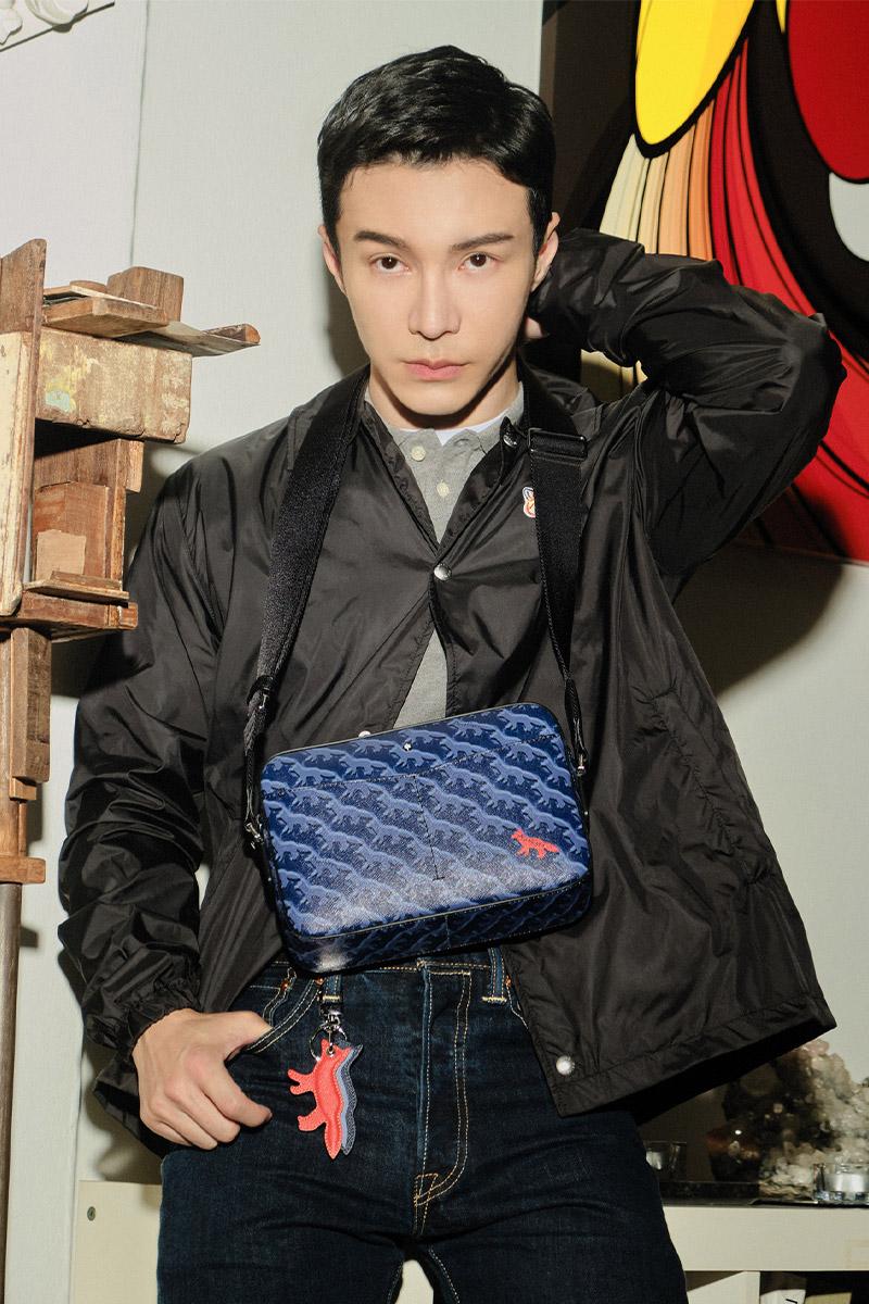 lawrence wong messenger bag
